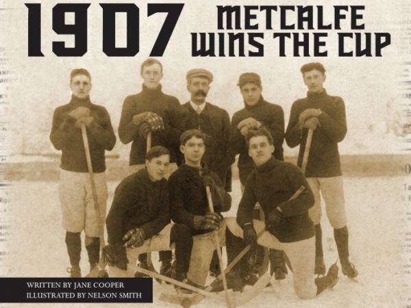 1907 - Metcalfe Wins the Cup