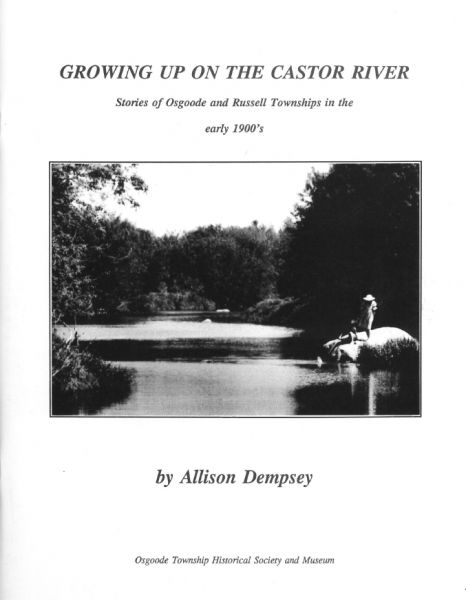 Growing up on the Castor River