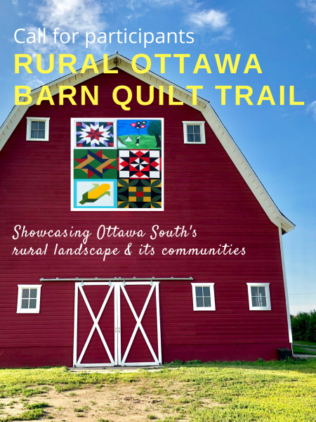 RURAL OTTAWA BARN QUILT TRAIL