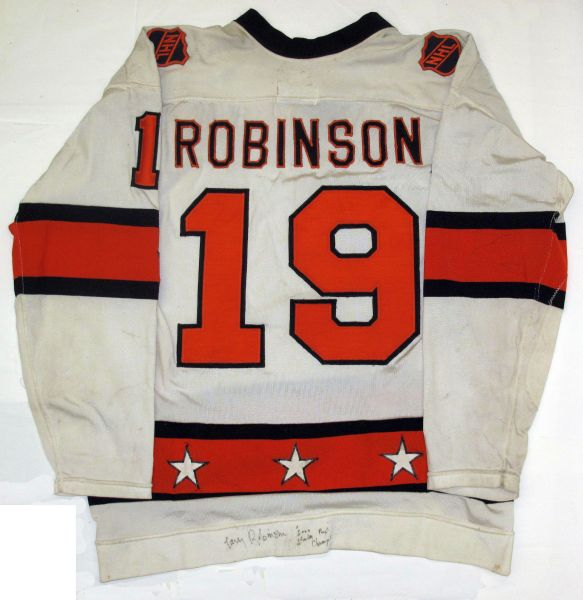 Interview with NHL Star Larry Robinson